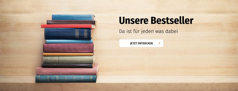 Bestseller-Bücher bei Müller
