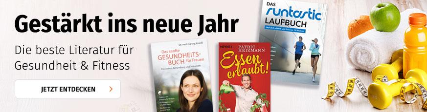 Fitnessbücher bei Müller