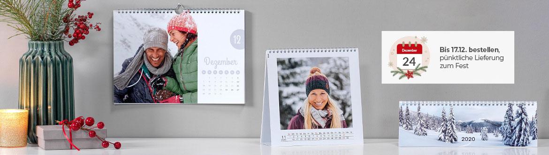 Fotokalender im Müller Fotoservice