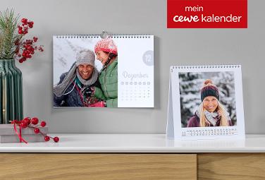 CEWE Kalender bei Müller