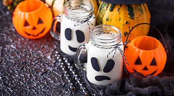Geister-Milchshake