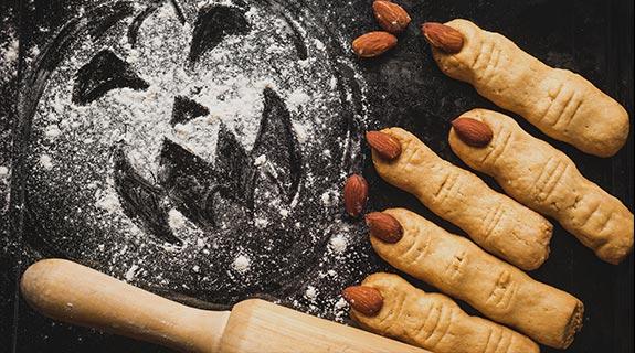 Halloween Hexenfinger