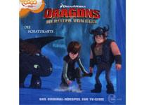 Dragons - Die Schatzkarte
