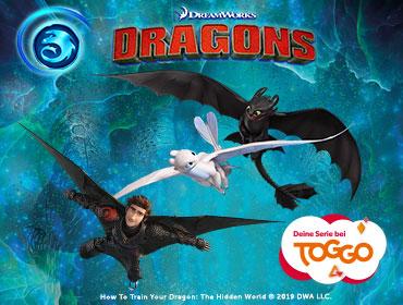 Dragons Gewinnspiel