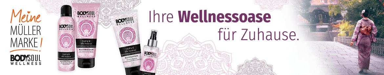 Markenbanner body&soul wellness