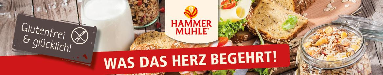 Hammermühle glutenfrei