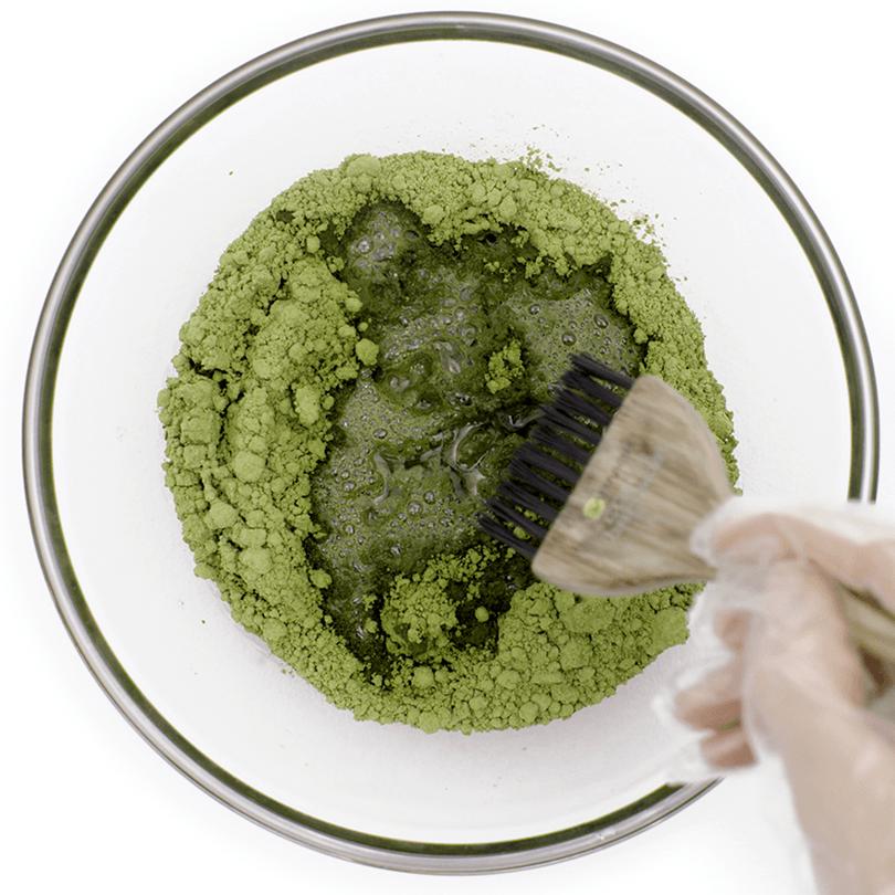 Herbalia Pulver anrühren