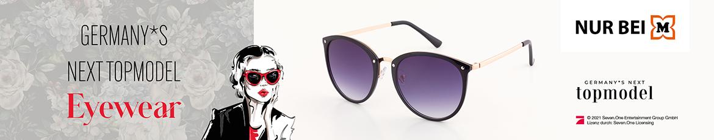 Sonnenbrillen von Germanys Next Topmodel