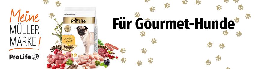 Pro Life Tiernahrung für Hunde exklusiv bei Müller