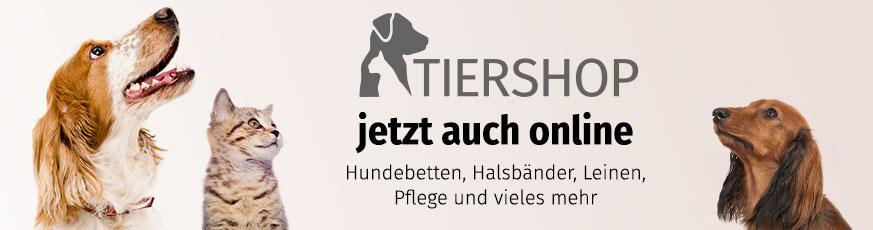 Tiershop bei Müller