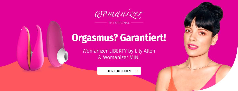 Womanizer bei Müller