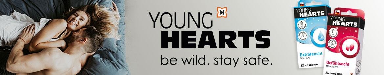 Müller Eigenmarke Young Hearts