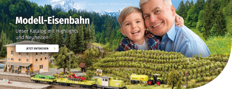 Eisenbahnkatalog 2019