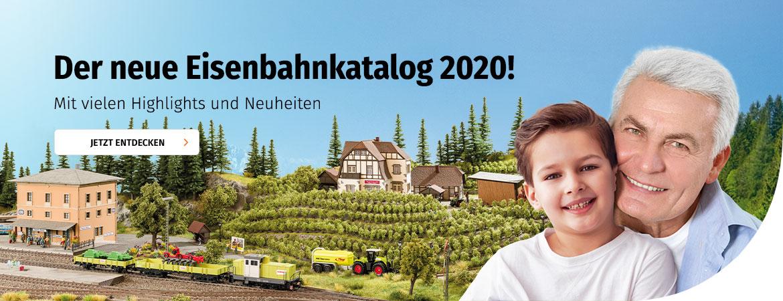 Eisenbahnkatalog 2020