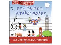 Die dreißig Besten - englische Kinderlieder