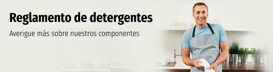 Reglamento de detergentes