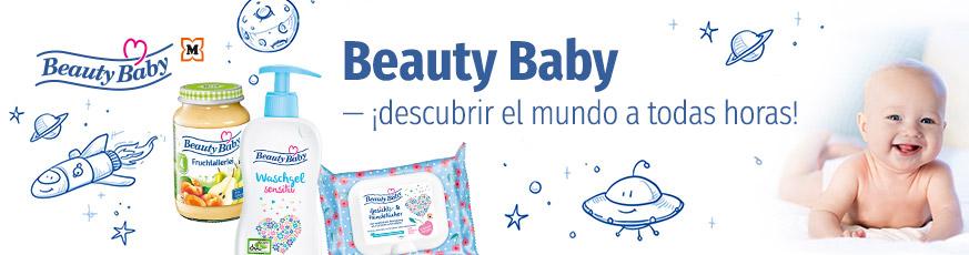 Beauty Baby - ¡descubrir el mundo a todas horas!