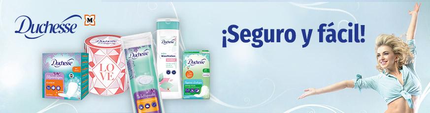 Duchesse - Artículos para la higiene femenina
