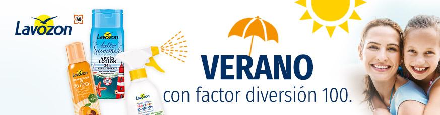 Lavozon - VERANO con factor diversión 100