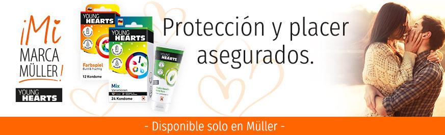 Young Hearts - Protección y placer asegurados