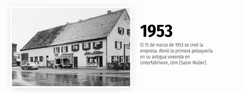 1953 - El inicio
