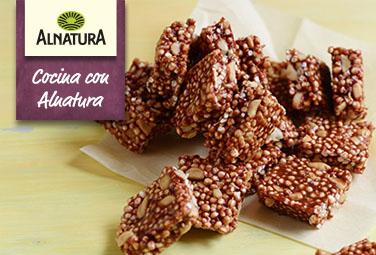 Bocaditos de quinoa