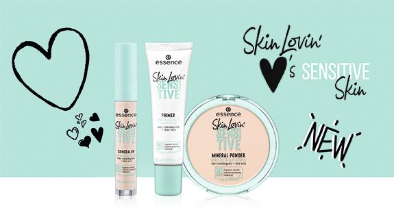 essence skin lovin