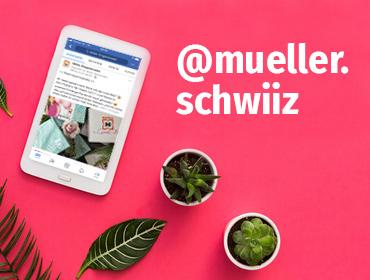 Müller Schweiz Facebook