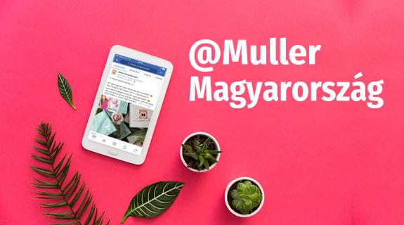 Facebook Muller Magyarország