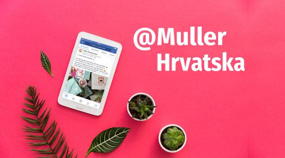 Facebook Muller Hrvatska