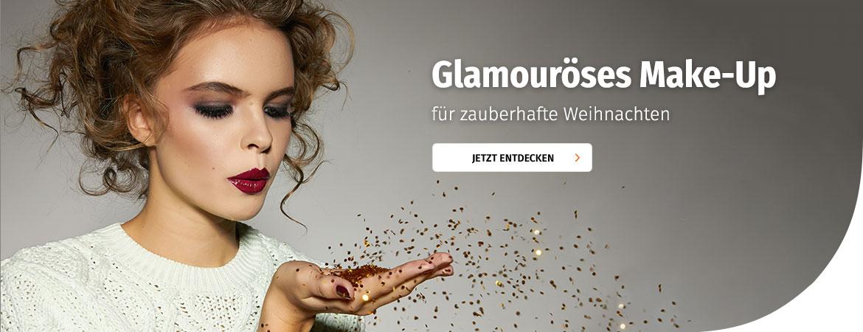 Glamouröses Make-Up für die Festtage