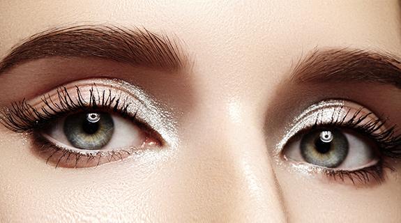 Festliches Augen Make-Up