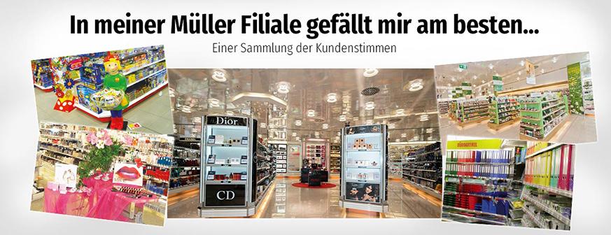 Müller- Filialwelt