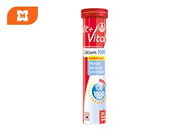 Fit+Vital Calcium