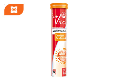 Fit+Vital Multivitaminas