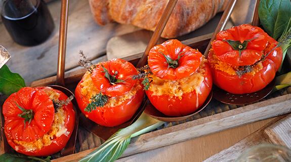 Spomladanski recepti z Bio Primo