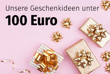 Geschenke unter 100 Euro
