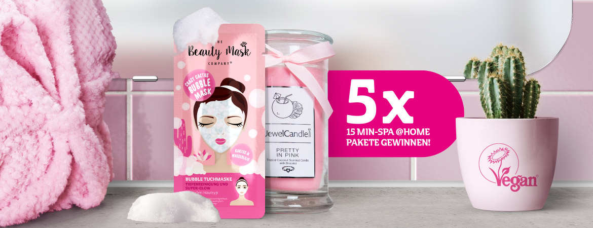 The Beauty Mask Gewinnspiel