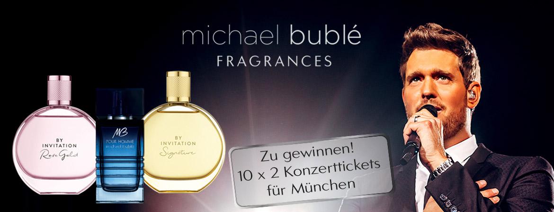 Michael Bublé Gewinnspiel