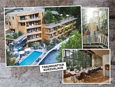 Naturhotel Waldklause Gewinnspiel
