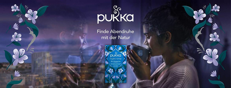 Pukka Gewinnspiel
