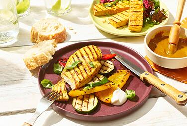 Grillmarinade Curry-Senf