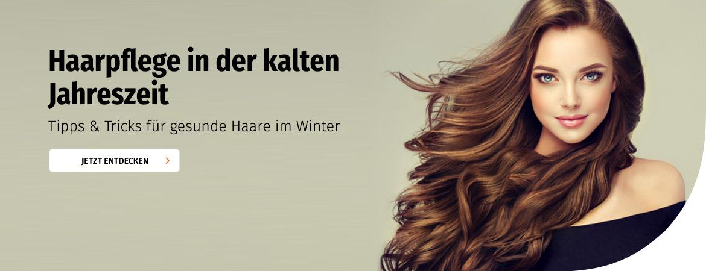Haarpflege im Herbst und Winter