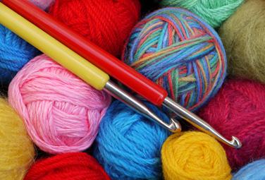 Wolle in Lieblingsfarben