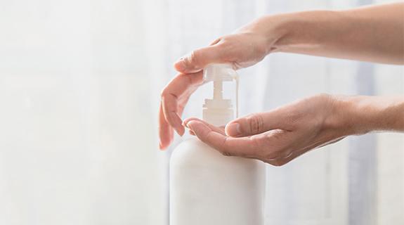 Handhygiene & Pflege