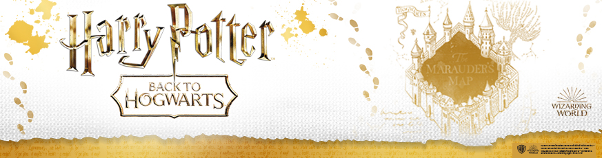 Harry Potter - Back to Hogwarts