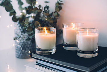 Windlichter & Kerzen bei Müller
