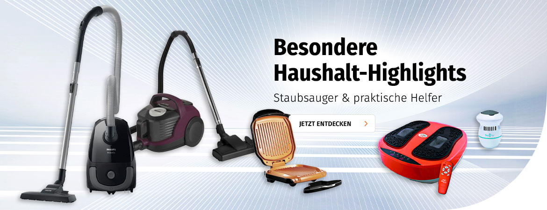 Staubsauger & Elektroartikel