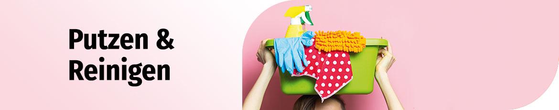Putzen & Reinigen im Haushaltskatalog - Tolle Produkte zum Entdecken