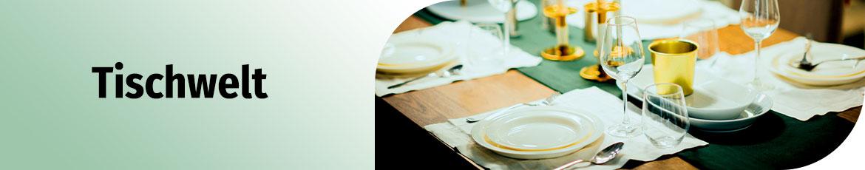 Tischwelt im Haushaltskatalog - Tolle Produkte zum Entdecken